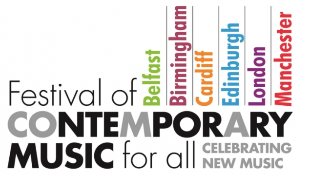 Festival of Contemporary Music for All logo