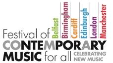 Festival of Contemporary Music for All logo