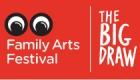 Family Arts Festival & Big Draw logo