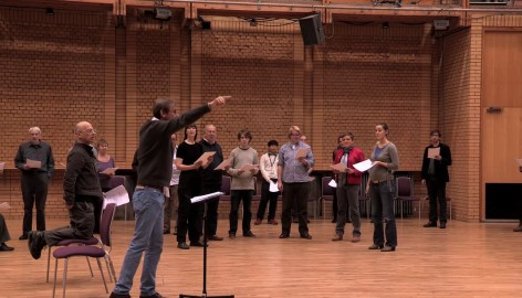 A 4-minute video on David Lang's new piece for 1000 voices and how you can get involved